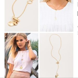 Chloe 3-in-1 necklace gorjana ™ charm toggle